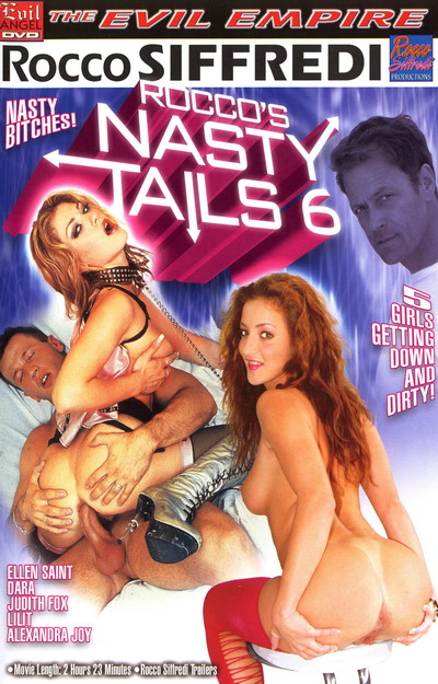 Nasty Tails #06 DVD