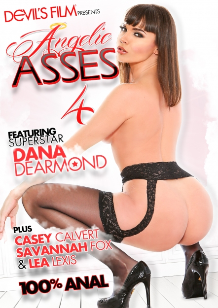 Angelic Asses #04 DVD