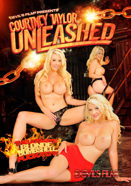 Courtney Taylor Unleashed DVD