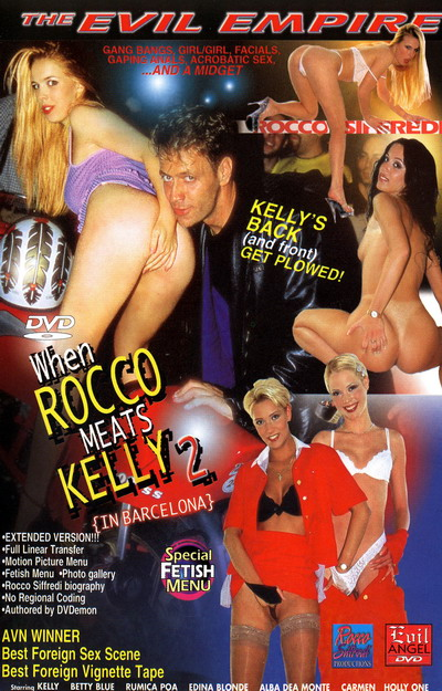 When Rocco Meats Kelly #02 DVD