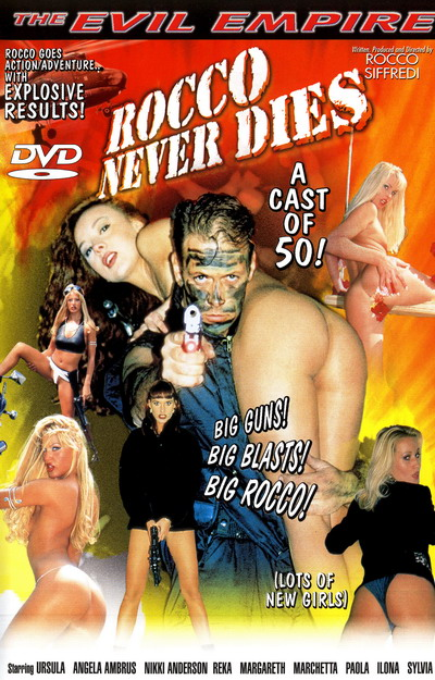 Rocco Never Dies DVD