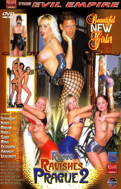 Rocco Ravishes Prague #02 DVD