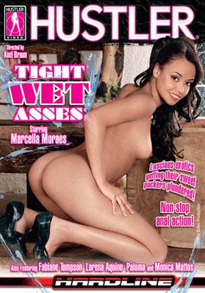 Tight Wet Asses DVD