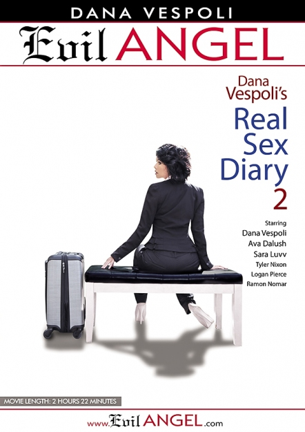 Dana Vespoli's Real Sex Diary #02 DVD