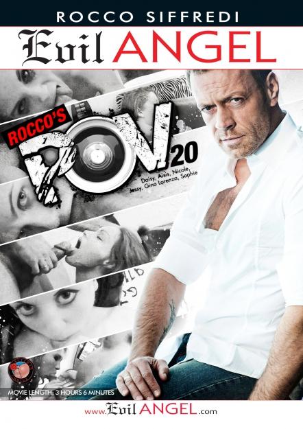 Rocco's POV #20 DVD