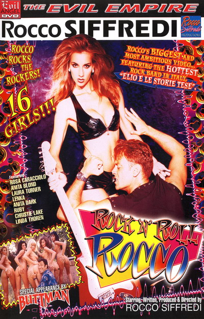 Rock n Roll Rocco #01 DVD