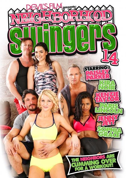 Neighborhood Swingers #14 DVD