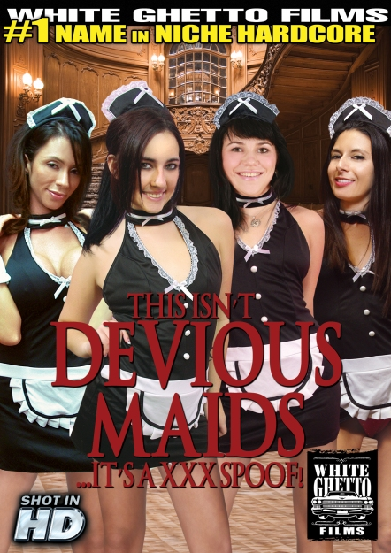 This Isn't Devious Maids - It's A XXX Spoof DVD