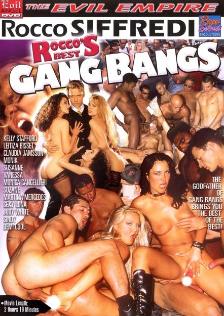 Rocco's Best Gang Bangs DVD