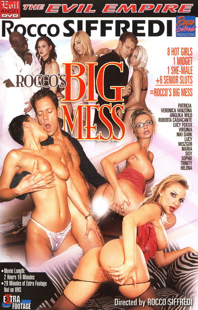 Big Mess DVD