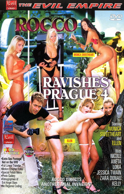 Rocco Ravishes Pragues #04 DVD