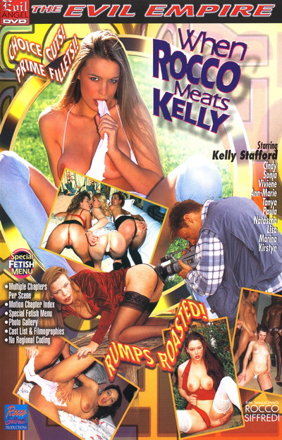 When Rocco Meats Kelly #01 DVD