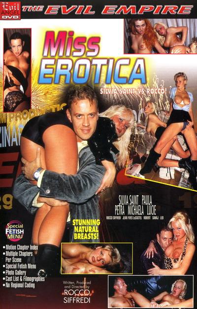 Miss Erotica DVD