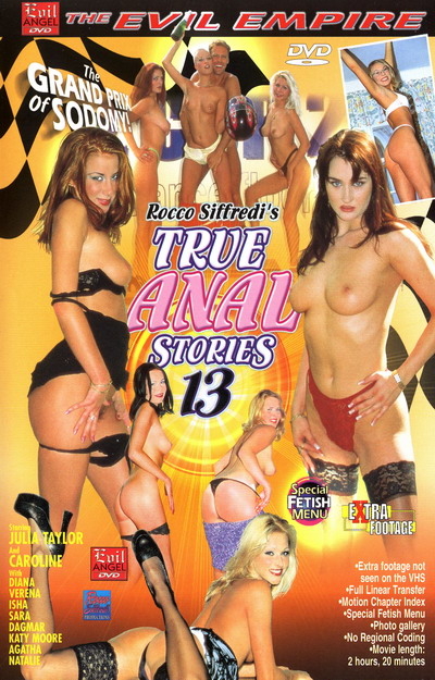 True Anal Stories #13 DVD