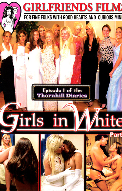 Girls in White #01 DVD