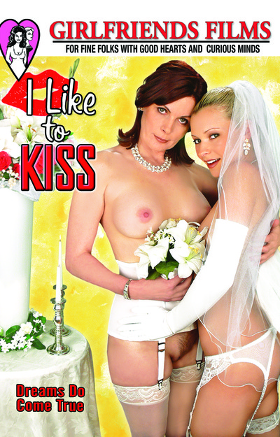 I Like to Kiss #01 DVD