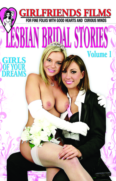 Lesbian Bridal Stories #01 DVD