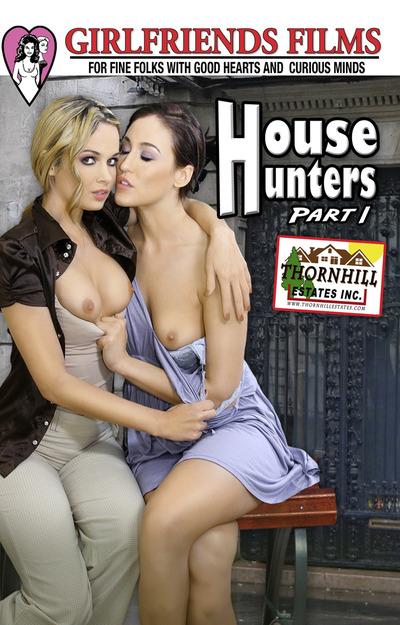 Lesbian House Hunters #01 DVD