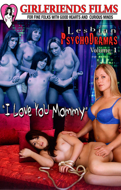 Lesbian PsychoDramas #01 DVD