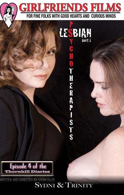 Lesbian PsychoTherapists #01 DVD