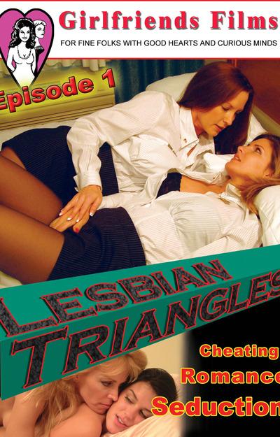 Lesbian Triangles #01 DVD