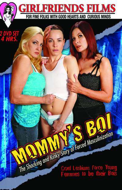 Mommys Boi #01 DVD