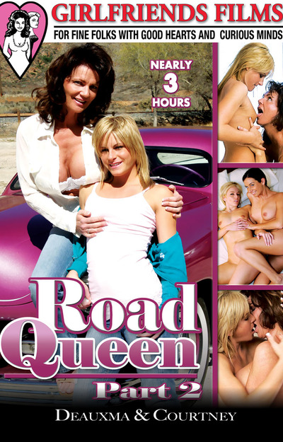 Road Queen #02 DVD