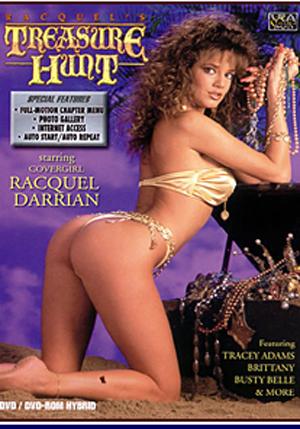 Racquels Treasure Hunt DVD