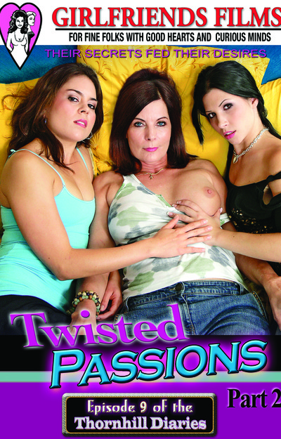 Twisted Passions #02 DVD
