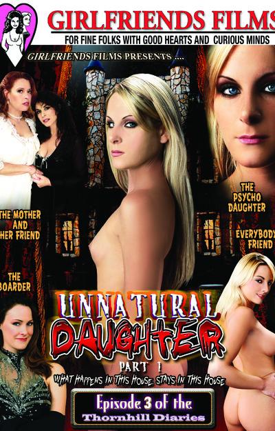 Unnatural Daughter #01 DVD