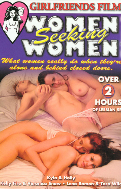 Women Seeking Women #02 DVD