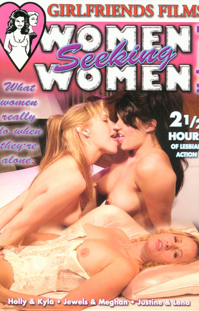 Women Seeking Women #05 DVD