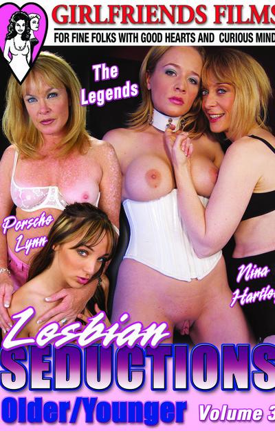 Lesbian Seductions #03 DVD