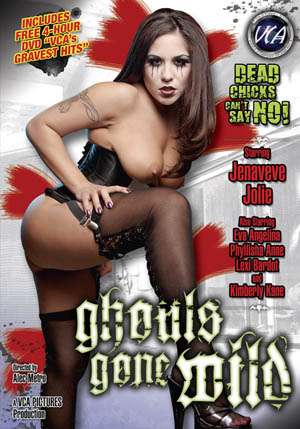 Ghouls Gone Wild DVD