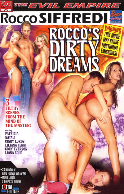 Dirty Dreams DVD