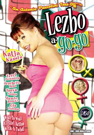 Lezbo A-Go-Go DVD