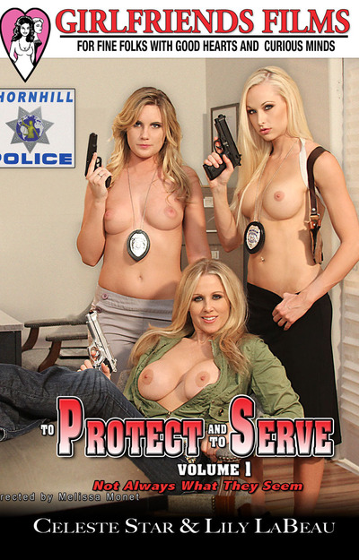 To Protect and to Serve #02 DVD