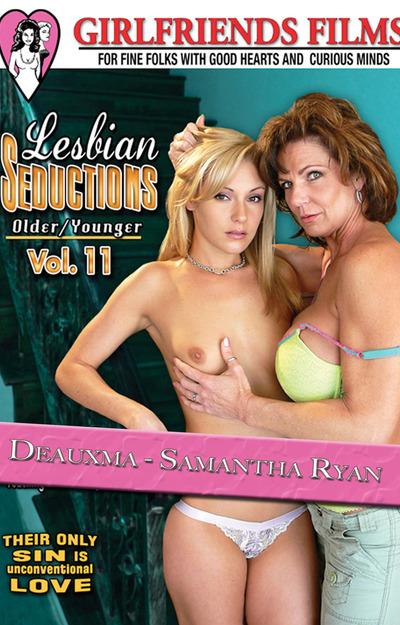 Lesbian Seductions #11 DVD