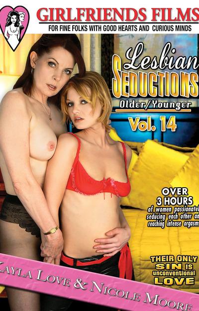 Lesbian seductions #14 DVD