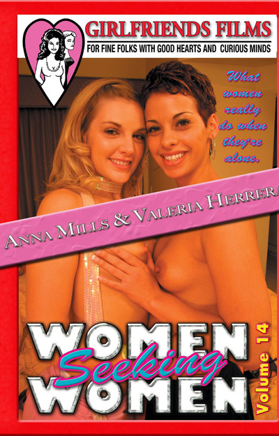 Women Seeking Women #14 DVD