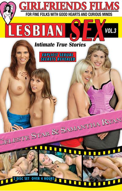 Lesbian Sex #03 DVD