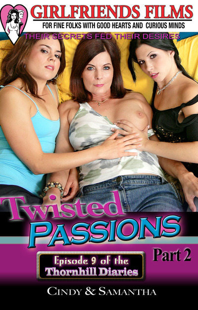 Twisted Passions #06 DVD