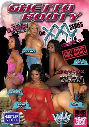 Ghetto Booty XXL #3 DVD