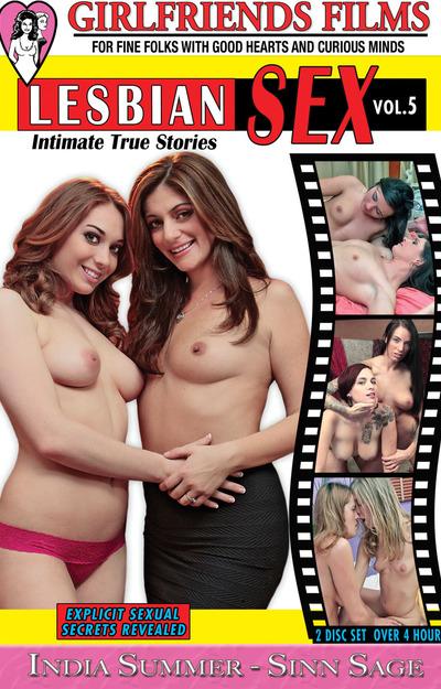 Lesbian Sex #05 DVD