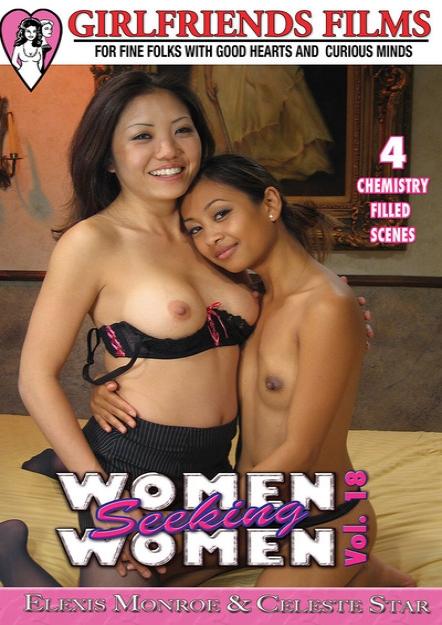 Women Seeking Women #18 DVD