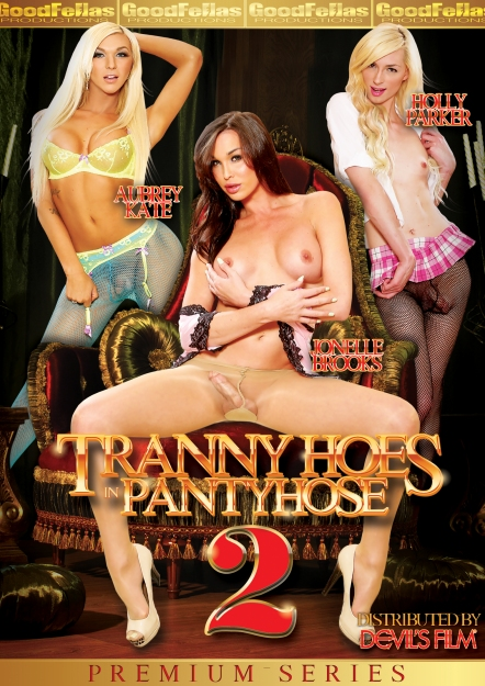 Tranny Hoes In Pantyhose #02 DVD