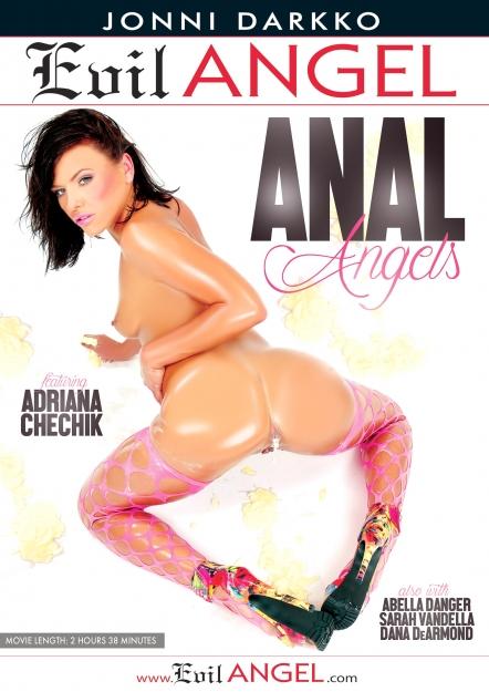 Anal Angels DVD