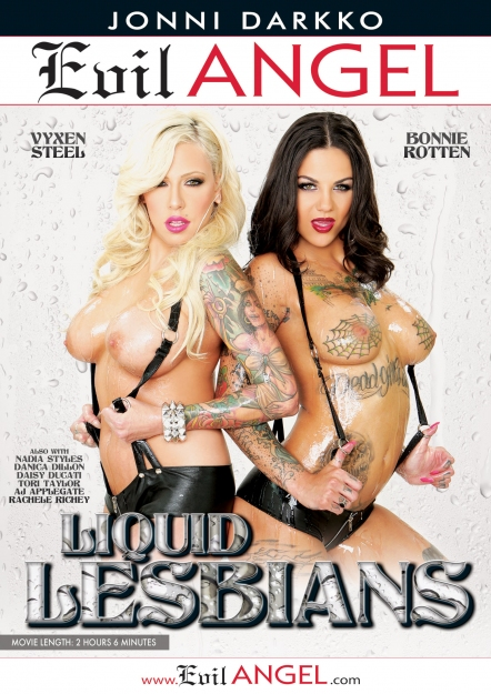 Liquid Lesbians DVD