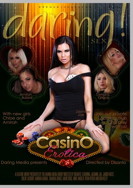 Casino Erotica DVD