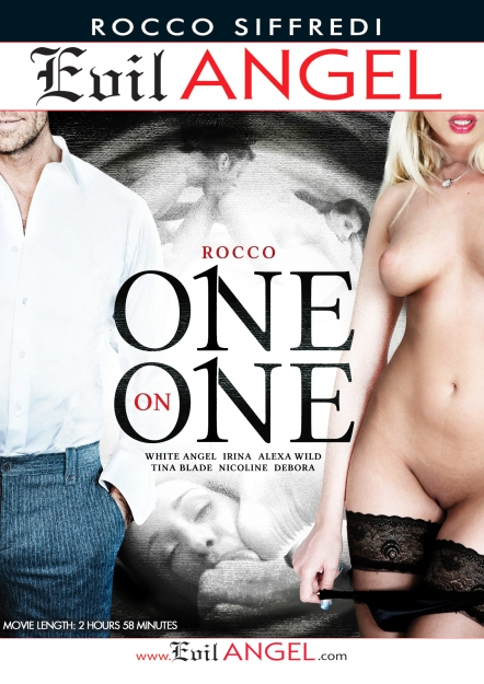 Rocco One On One DVD